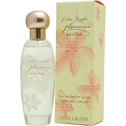 Pleasures Exotic perfume for Women by Estee Lauder