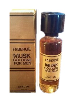Musk cologne for Men by Faberge