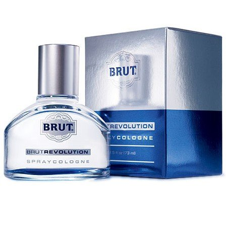 Brut Revolution cologne for Men by Faberge