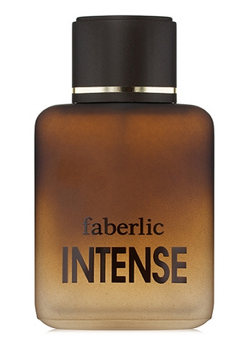 Intense cologne for Men by Faberlic