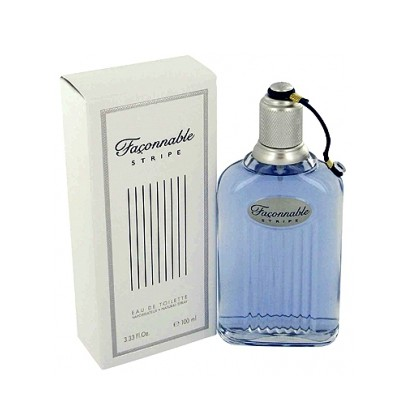 Faconnable Stripe cologne for Men by Faconnable