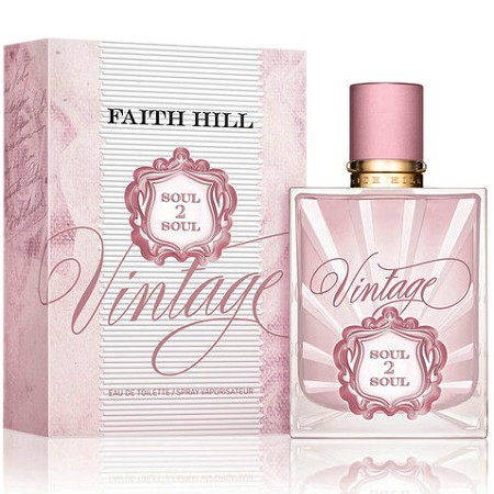 Soul 2 Soul Vintage perfume for Women by Faith Hill