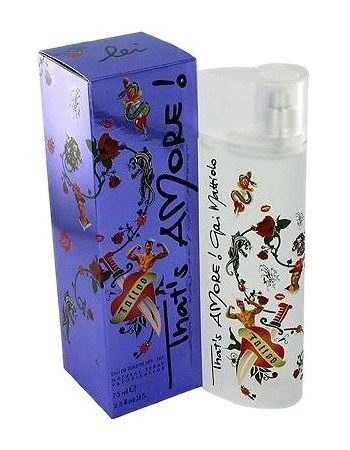 That's Amore Tattoo perfume for Women by Gai Mattiolo