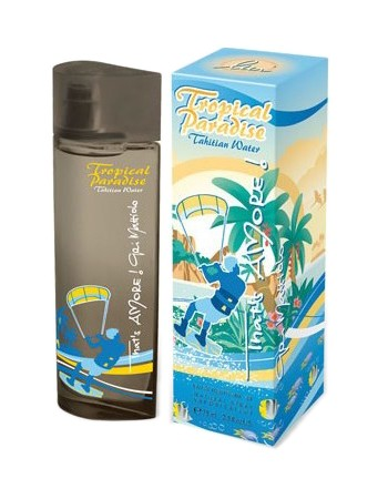 new concept c6aaa c2be1 That's Amore Tropical Paradise Tahitian Water Cologne for ...