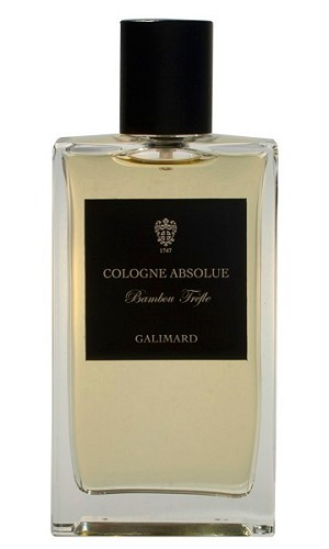 Cologne Absolue - Bambou Trefle Unisex fragrance by Galimard