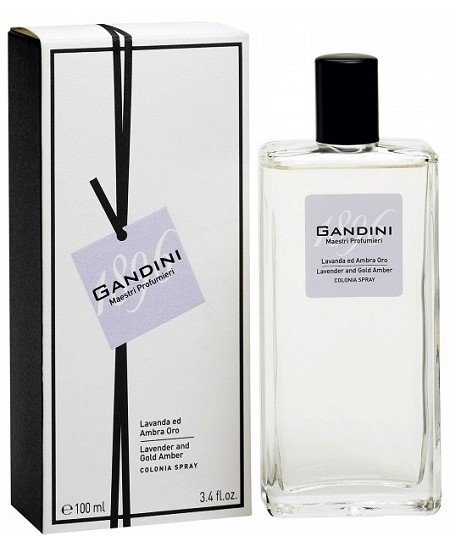 Lavender and Gold Amber Unisex fragrance by Gandini