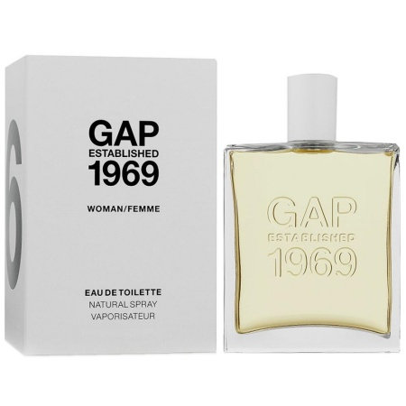 Established 1969 perfume for Women by Gap