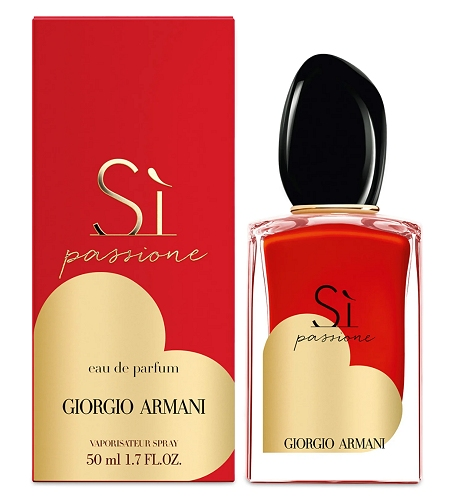 Si Passione Amore perfume for Women by Giorgio Armani