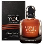 Emporio Armani Stronger With You Absolutely cologne for Men by Giorgio Armani