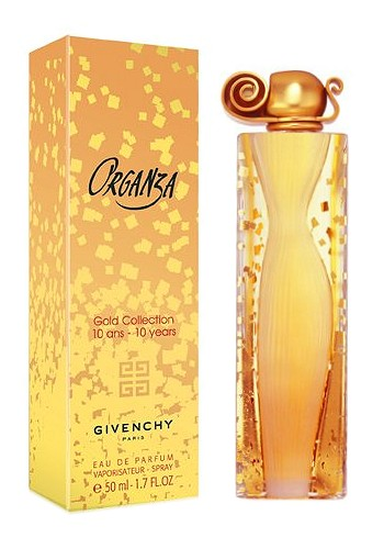 Organza Gold Collection 10 Years perfume for Women by Givenchy