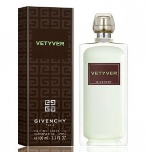 Mythical Vetyver cologne for Men by Givenchy