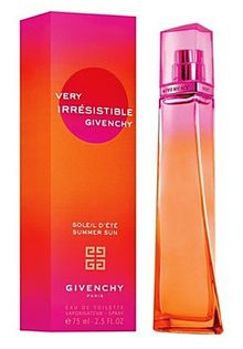 Very Irresistible Soleil D'Ete perfume for Women by Givenchy