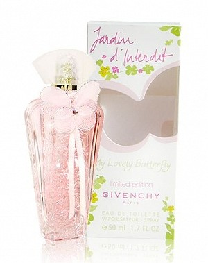 Jardin D'Interdit My Lovely Butterfly perfume for Women by Givenchy