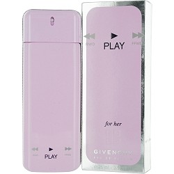 Play perfume for Women by Givenchy