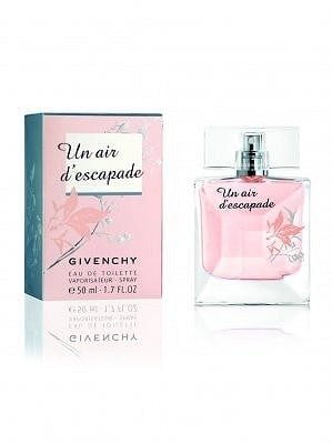 Un Air D'Escapade perfume for Women by Givenchy