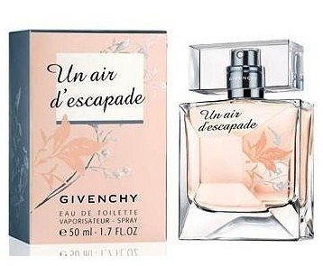 Un Air D'Escapade 2013 perfume for Women by Givenchy