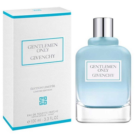 Gentlemen Only Fraiche cologne for Men by Givenchy
