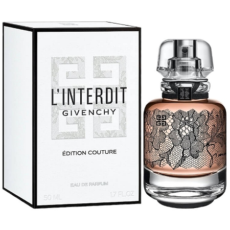 L'Interdit Edition Couture 2020 perfume for Women by Givenchy