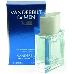 Vanderbilt MEN  cologne for Men by Gloria Vanderbilt 2000