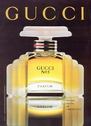 Gucci No 3 perfume for Women by Gucci