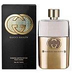 Gucci Guilty Diamond Limited Edition  cologne for Men by Gucci 2014