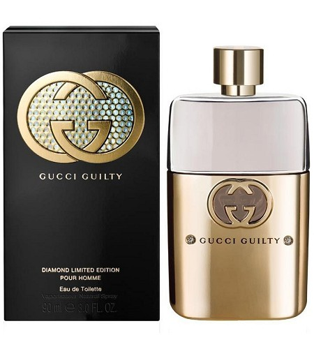 Gucci Gucci Guilty Diamond Limited Edition for men ...