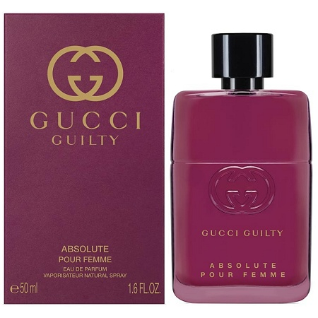 gucci guilty absolute perfume for women by gucci 2018. Black Bedroom Furniture Sets. Home Design Ideas