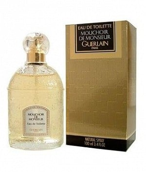 Mouchoir De Monsieur cologne for Men by Guerlain