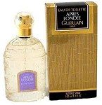 Apres L'Ondee  perfume for Women by Guerlain 1906