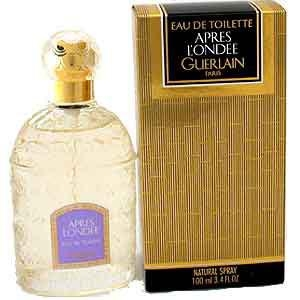 Apres L'Ondee perfume for Women by Guerlain