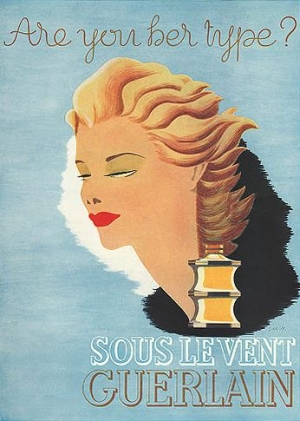 Sous Le Vent perfume for Women by Guerlain