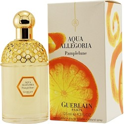 Aqua Allegoria Pamplelune perfume for Women by Guerlain