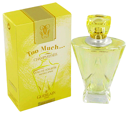 Too Much perfume for Women by Guerlain