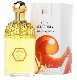 Aqua Allegoria Orange Magnifica perfume for Women by Guerlain