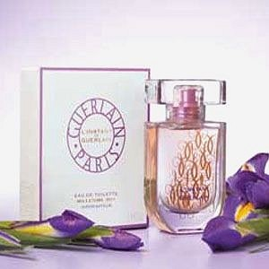 L'Instant Iris Millesime perfume for Women by Guerlain