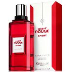 Habit Rouge Sport  cologne for Men by Guerlain 2009