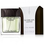 Guerlain Homme L'Eau Boisee  cologne for Men by Guerlain 2012