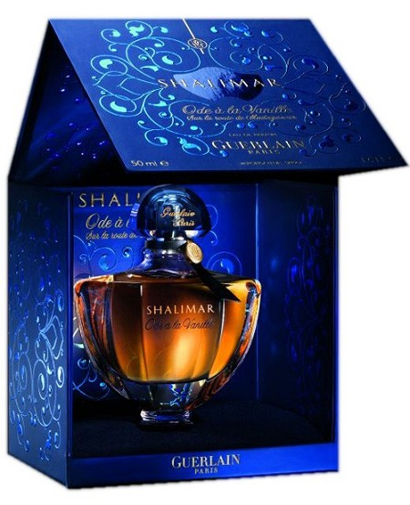 Shalimar Ode A La Vanille 2012 perfume for Women by Guerlain