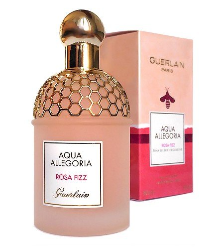 Aqua Allegoria Rosa Fizz perfume for Women by Guerlain