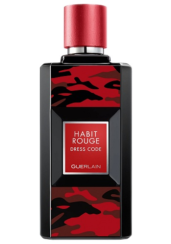 Habit Rouge Dress Code 2018 cologne for Men by Guerlain