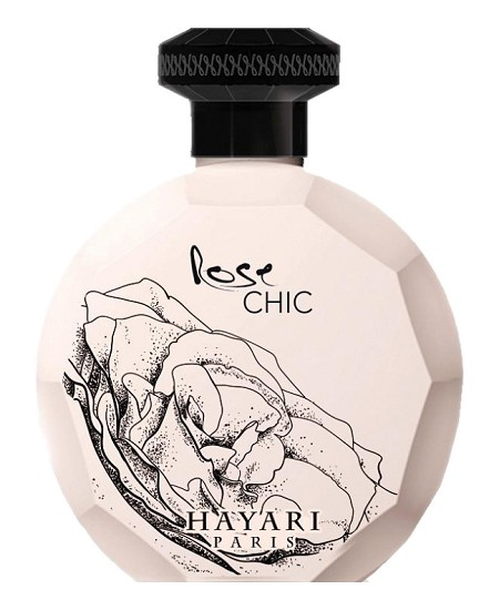 Rose Chic Unisex fragrance by Hayari Parfums