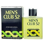 Men's Club 52  cologne for Men by Helena Rubinstein 1972
