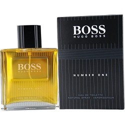 Number One cologne for Men by Hugo Boss