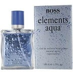 Elements Aqua  cologne for Men by Hugo Boss 1997