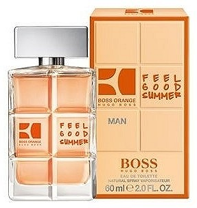 Boss Orange Feel Good Summer cologne for Men by Hugo Boss