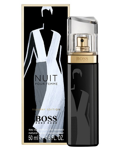 Nuit Pour Femme Runway Edition perfume for Women by Hugo Boss