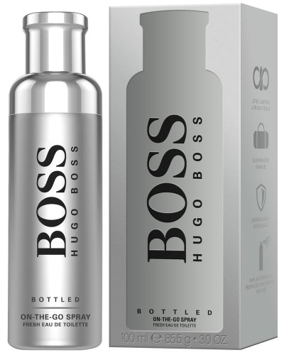 Boss Bottled On The Go cologne for Men by Hugo Boss