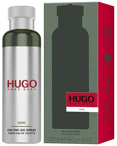 Hugo On The Go cologne for Men by Hugo Boss