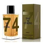 Eau de Iceberg Amber  cologne for Men by Iceberg 2012