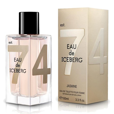 Eau de Iceberg Jasmine perfume for Women by Iceberg